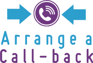 Arrange a Call-back graphic